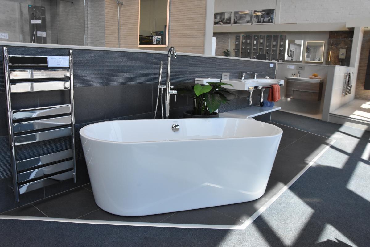 Tile Rack & Bathroom Showroom